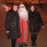 Дед Мороз в Тирасполе