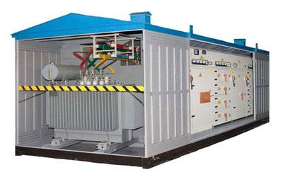 Post image of Комплектные трансформаторные подстанции