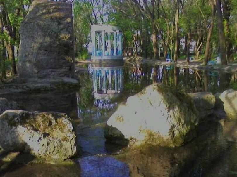 Post image of Историческая ценность  Чобручского парка
