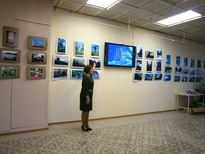 Post image of В библиотеке Челябинска выставка «Девятьсот дней мужества»
