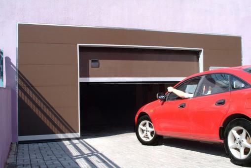 Post image of Подъемные гаражные ворота и их преимущества