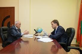Post image of Президент ПМР встретился с председателем Совета Старейшин Григорием Маракуцей
