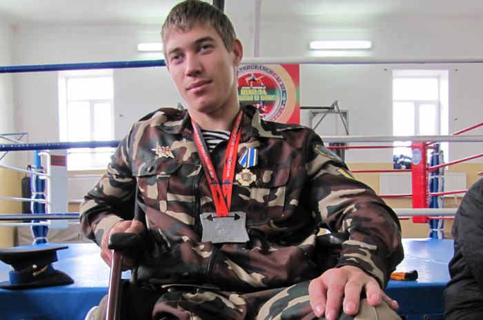 Post image of Успешный дебют на Чемпионате России параспортсмена Раюл Дениса